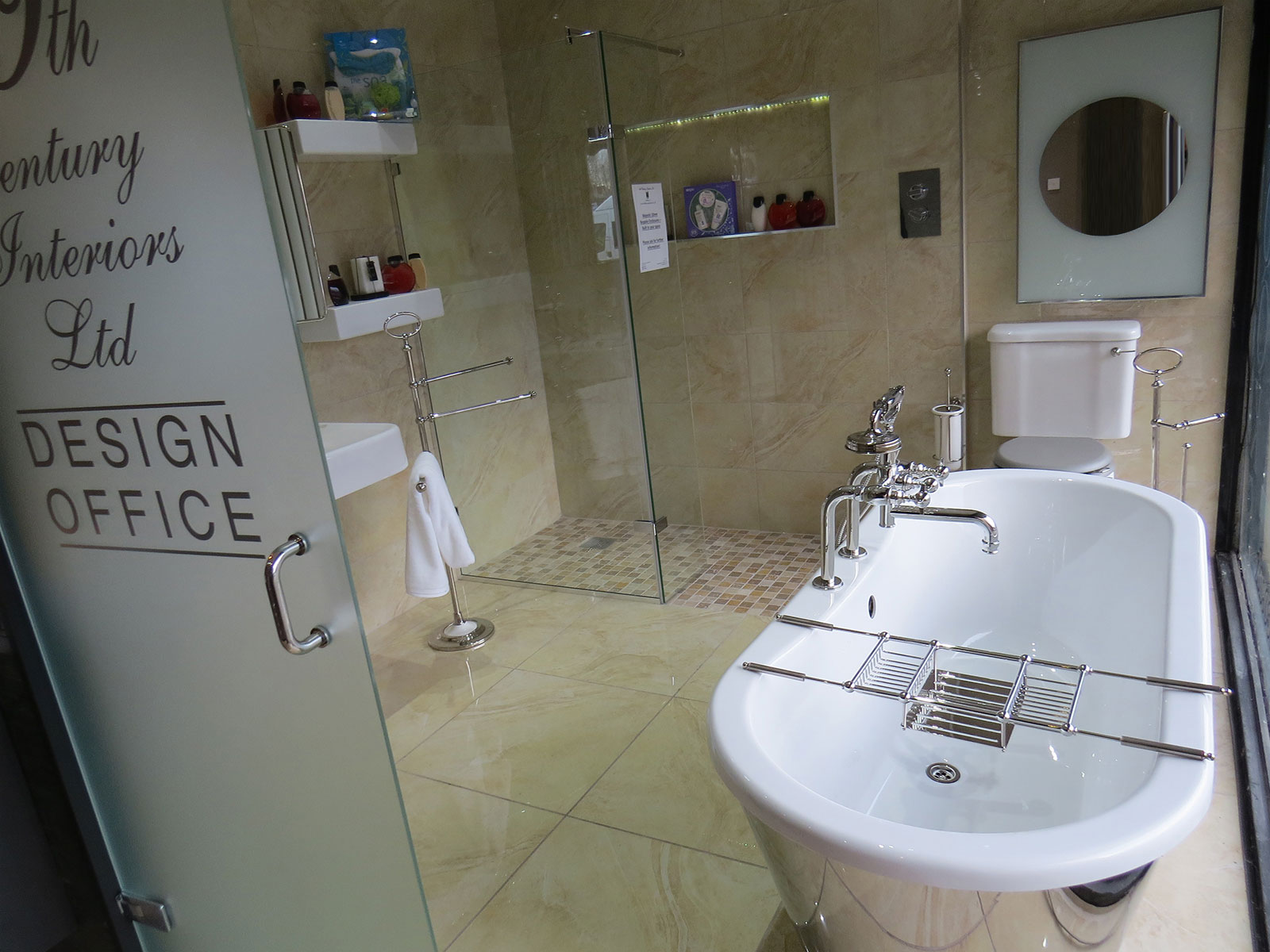 Bathrooms Unlimited, high quality bathrooms supplied and fitted in Stourbridge